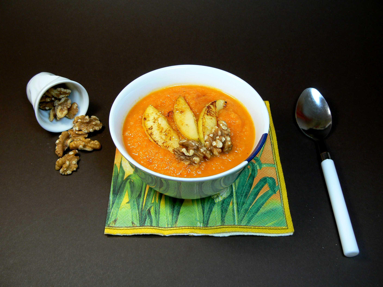 Apfel Karotten Suppe (14)