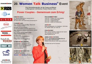 EINLADUNG WomenTalkBusiness28.10.09