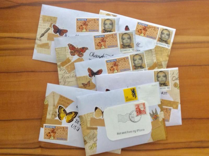 Envelopes vintage1