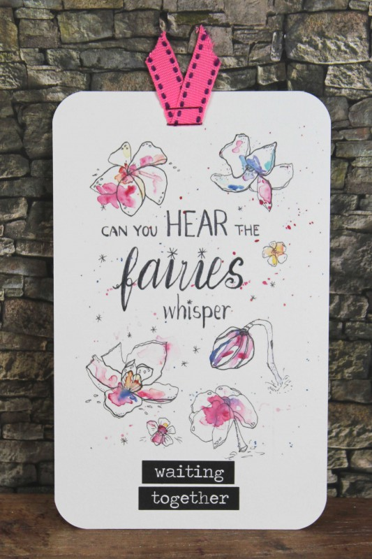 Karte Can you hear the fairies whisper-flag-stickers1