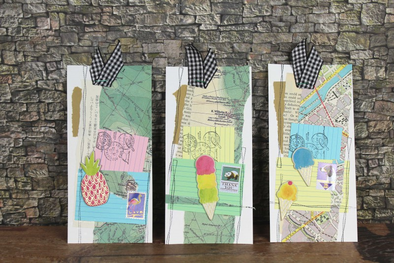 Lesezeichen Collage Einschubfach-2