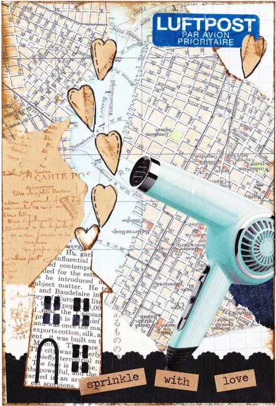 Maps Sprinkle with love