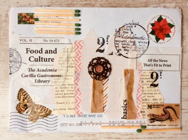 Upcycled envelope-1
