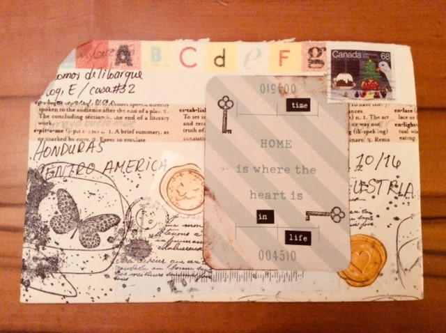 Upcycled envelope-3
