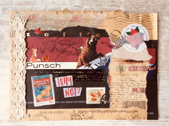 Upcycled envelope-4