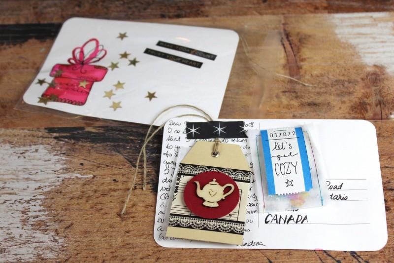 Watercolor cards-Sending warm fuzzies-1
