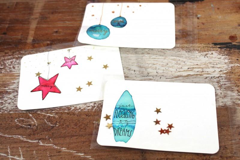 Watercolor cards--Streuteile-2
