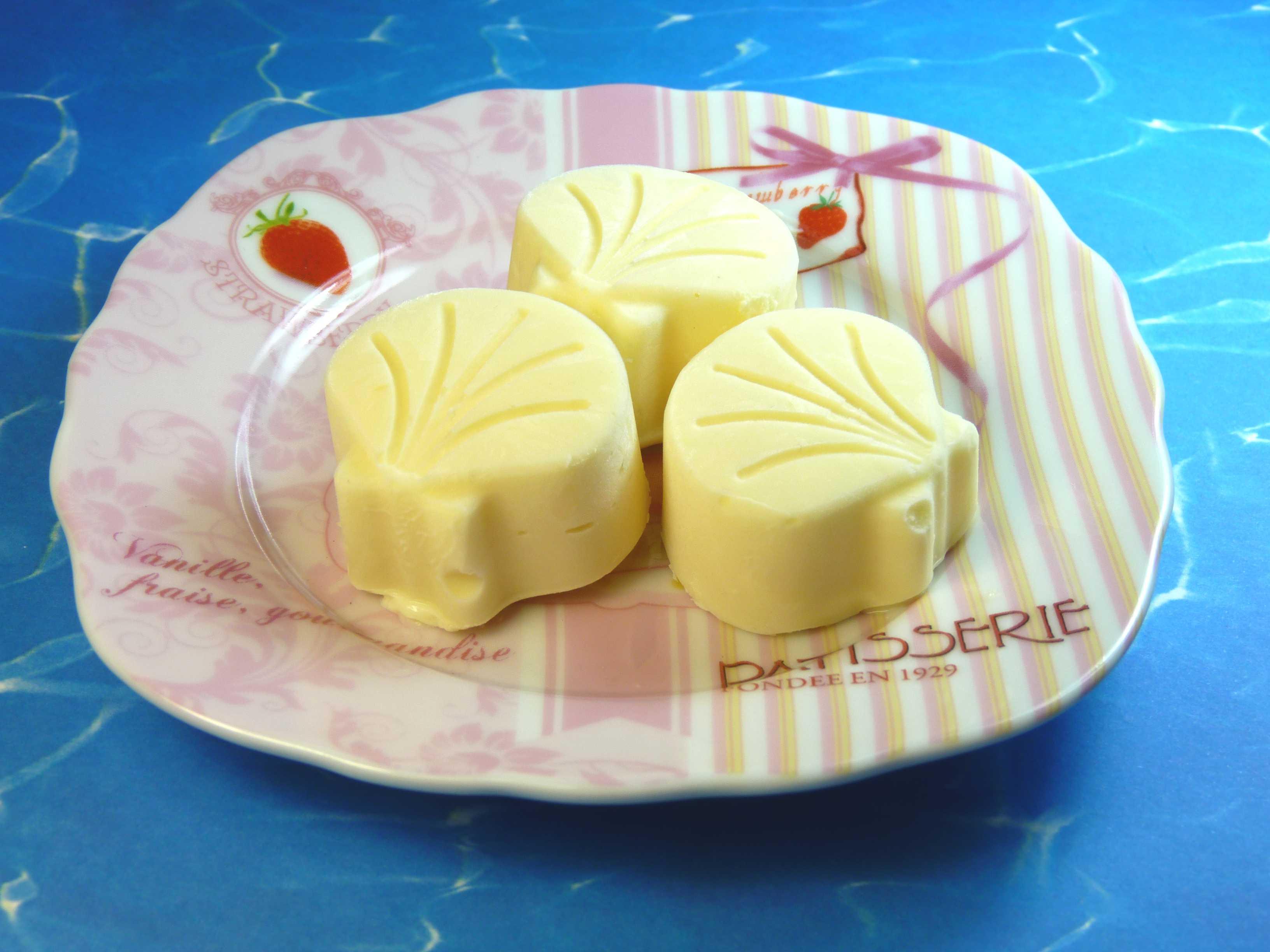 Zitronen Eispralinen (4)
