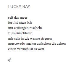 salongedichte luckybay
